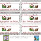 Free Holiday Homework Passes