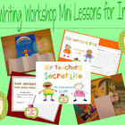 Free Innovation Minilessons, Printables, and Ideas