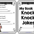 Free Knock Knock Jokes Mini Book for Fun Fluency Practice