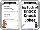 Knock Knock Jokes Mini Book Freebie for Fun Fluency Practice