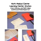 Free Math Medical Center Learning Station