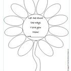 Free Mother&#039;s Day Writing Activity
