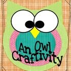 Free Owl Craftivity!