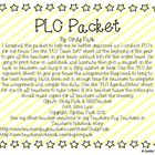 Free PLC meeting packet