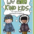 Free Packet: We Are Kind Kids {Random Acts of Kindness}