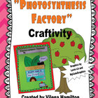 "Free ""Photosynthesis Factory"" Craftivity"