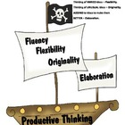 **Free** Pirate Productive Thinking defined (for my Pirate