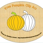 Free Pumpkin Clip Art
