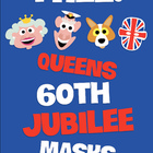 Free Queens Jubilee Masks
