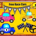 Free Race Car Clipart for Personal or Commercial Use