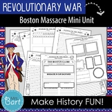 Free- Revolutionary War Sheets