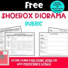 Free--Rubric for Creating a Diorama: Setting, Plot elements