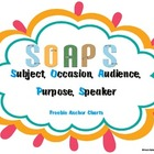 Free SOAPS (Subject-Occasion-Audience-Purpose-Speaker) Anc