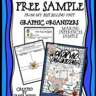 Free Sample From Graphic Organizers For Elementary Grades