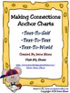Free Set Of Making Connections Anchor Charts