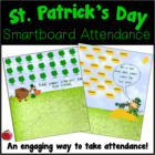 Free St. Patrick&#039;s Day Attendance for the Smartboard