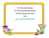 Free Teaching Tips Blog Site