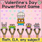 Free Valentine's Day Pop and Drop Interactive PowerPoint G