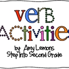 Free Verb Activities
