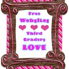 Free Websites That 3rd Graders Love