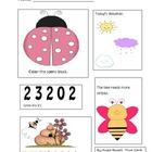 Free Worksheet for 3-5 year olds