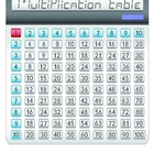 Free multiplication calculator graphic 1 to 10 in calculat