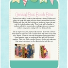 Freebie Cereal Box Book Bin