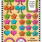 Freebie! Fun Foam Extras - Clip Art