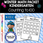 Freebie - Nippy Numbers Math Worksheets - Writing/Counting
