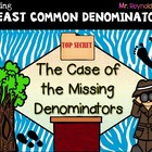 ***Freebie Revision: The Case of the Missing Denominators