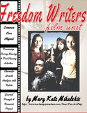 """Freedom Writers"" Film Unit: Character Development, Resear"