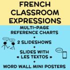 French Classroom Expressions for Students and Teachers