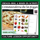 French – Commandons de la pizza – « Let's order pizza » Ac