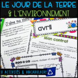French Earth Day Package/Spring - Le jour de la terre/le p