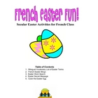 French Easter Fun
