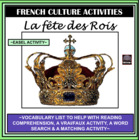 French – Fête des Rois – King's Feast