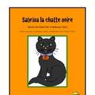 French Halloween Story Unit:  Sabrina the Black Cat