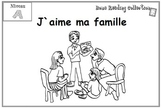 French Home Reading Collection - J`aime ma famille v.2