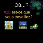 French Information Questions