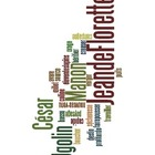 French Jean de Florette Vocabulary Word Cloud