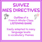 French Listening Activity