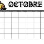 French Monthly Calendar Templates