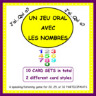 French Numbers Game - Le cercle magique