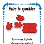 French Reading Strategy Posters - Tabloid Size (11 by 17&quot;)