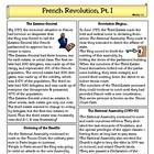 French Revolution, Part I