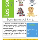 French Sounds / Les sons français - Volume 1: A, I, R, L
