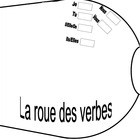 French Verb Wheel &quot;La Roue des verbes&quot;