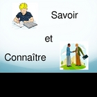 French Verbs Savoir and Connaitre Activity