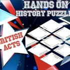 French and Indian War and British Acts Puzzle