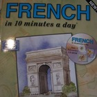 French in Ten Minutes a Day + CD